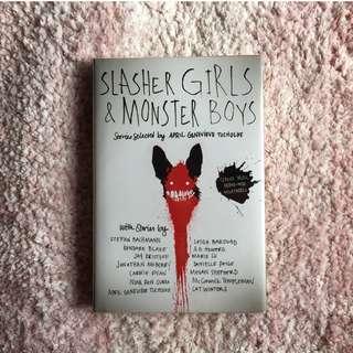 Slasher Girls & Monster Boys – April Genevieve Tucholke