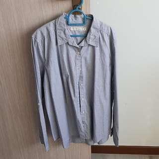 Light blue Ladies Shirt