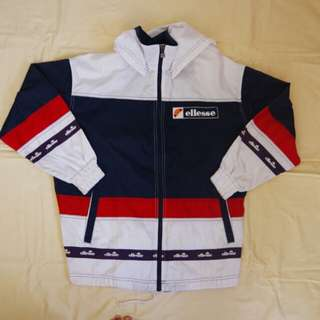 Vintage Ellesse Windbreaker Jacket