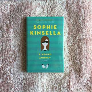 Finding Audrey – Sophie Kinsella