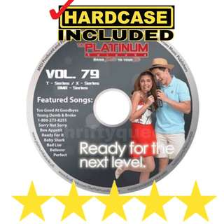 ✅⭐️ Platinum T- Series/ X Series/ BMB Series CD Volume 79