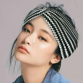IMPORT - Headband Stretch Cotton