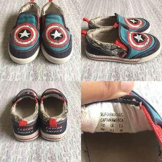 Captain America Slip-on (size EU26)