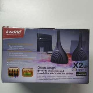 Onion design USB speaker