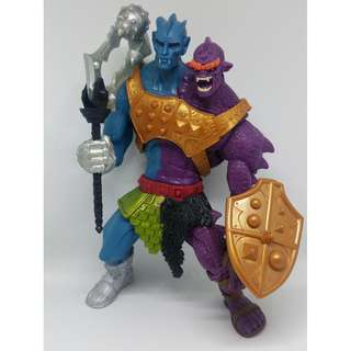 MOTU Master Of THe Universe He-Man Two Bad Action Figure