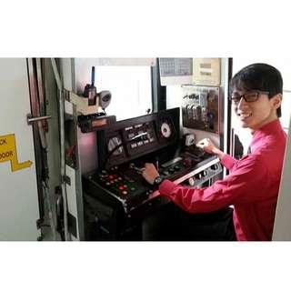 *URGENT* Train Operator/Captain/Driver