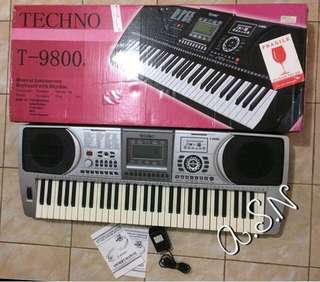 Keyboard Techno T9800i