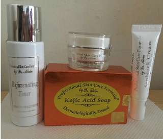 Dr. Alvin rejuvenating set