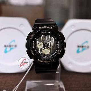 BGA-120SP-1ADR Black&Gold