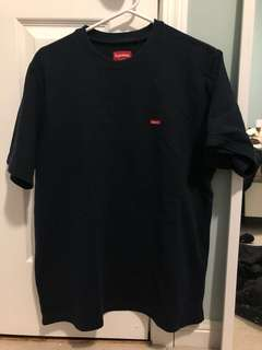 Supreme Pique Small Box Tee