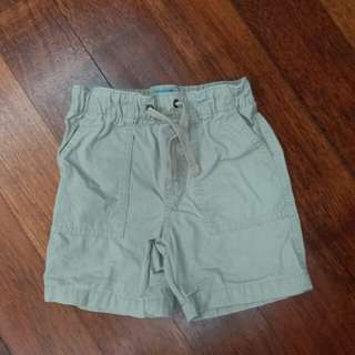 New Gap Short Pants - Washed, Not worn