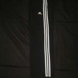 Adidas three stripes line