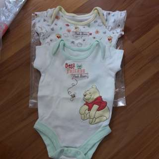 Mothercare Romper set of 2