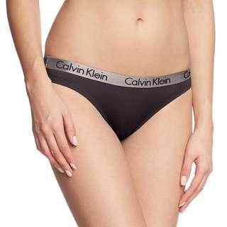 代購Calvin Klein Women's 3 Pack Carousel Bikini Panty (一套三件)
