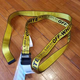 ofd white belt