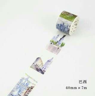 Washi Tape (Brazil)