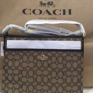 BRAND NEW AUTHENTIC Coach Outline Sling Bag