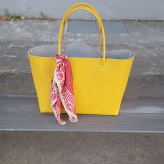 Epi Leather Tote