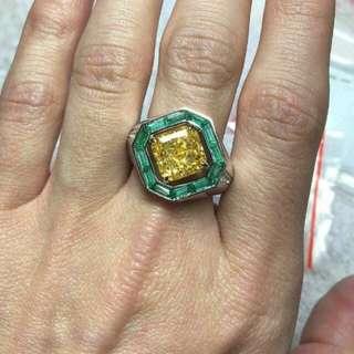 Rings custom men gold silver birthstone ring customize design