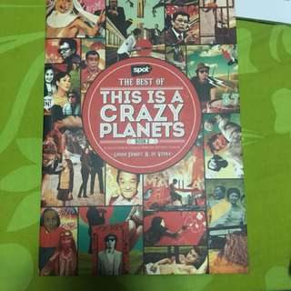 This is a crazy planets by lourd de veyra