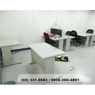 freestanding - staff desk * office partition-furniture