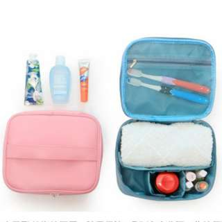 Travel Pouch/Travel Organiser/Cosmetic Pouch