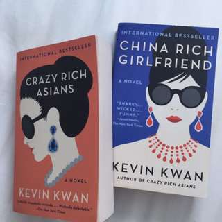 Kevin Kwan Duo