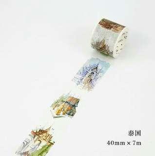 Washi Tape (Thailand)