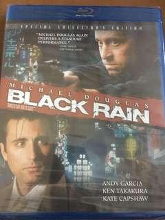 Black Rain, blu ray