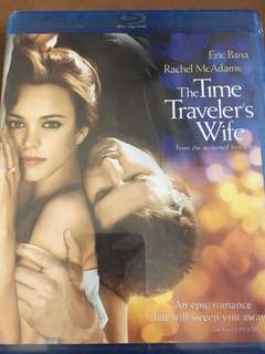 The Time Traveler's Wife, blu ray