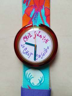 Pop Swatch Watch