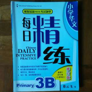 Chinese Daily Intensive Practice Primary 3B