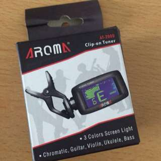 AROMA AT-200D CLIP-ON TUNER