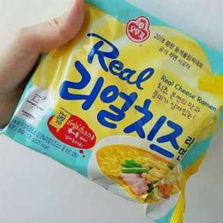 Real Cheese Korean Ramen