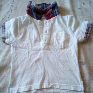 polo shirt for bb boy