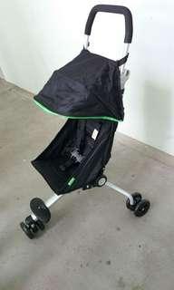 Quicksmart Backpack Compact Light-Weight Travel Stroller