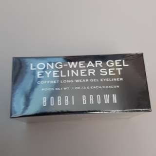 Bobbi brown long wear gel eyeliner duo