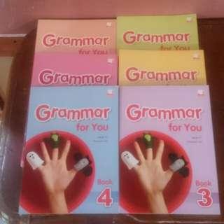 Bljr Grammar jd mudah bgt