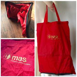 Malaysian Airlines Stylish Foldable Bag