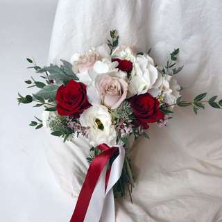 Bridal Bouquet / bridal hand bouquet