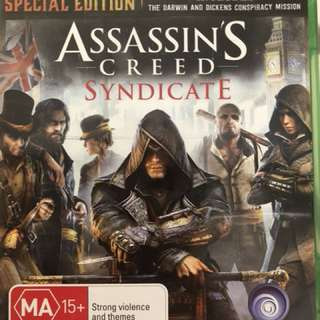 Assassins Creed - Syndicate