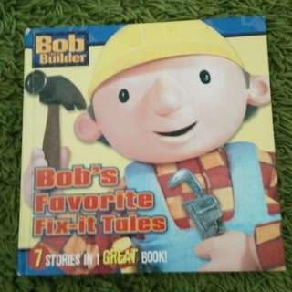 Bob the Builder Thick Storybook