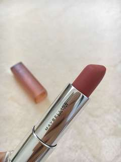 maybelline touch of nude (used)