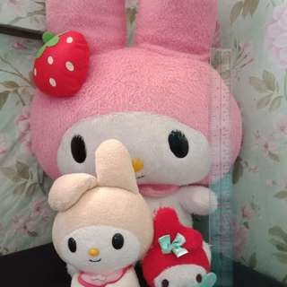 My Melody Stuffed Toy