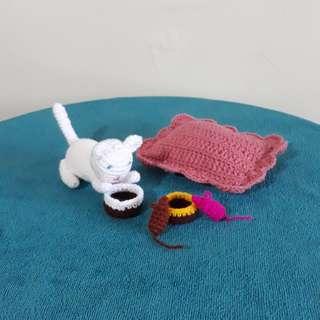 Amigurumi Playtime Toys Set