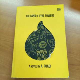 The land of five tower - A. Fuadi (english version)