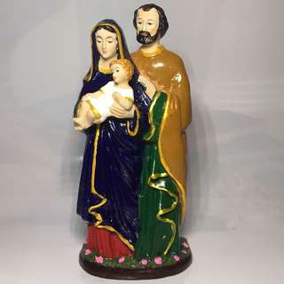Holy Family standing