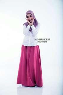 Maxi Skirt #Fesyen50