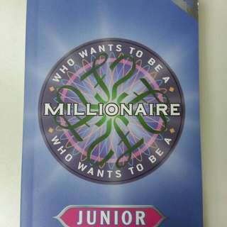 """Who Wants To Be A Millionaire"" - Junior Edition"