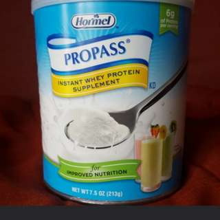 PROPASS Instant WHEY Protein
